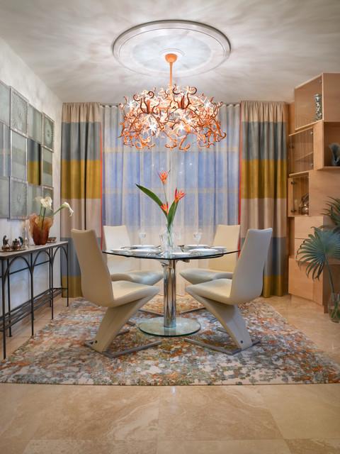 Unique Art Deco Interior Designer Singapore