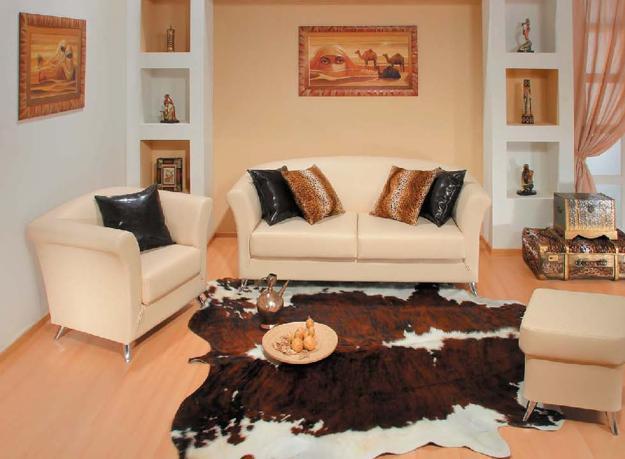modern leather fur accessories Interior Designer Singapore