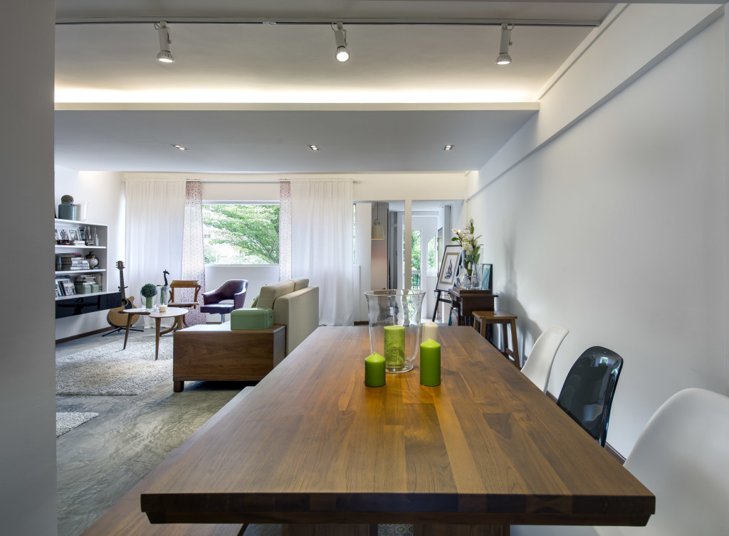 7 Open Concept Ideas For Your HDB Flats M3Studio Blog