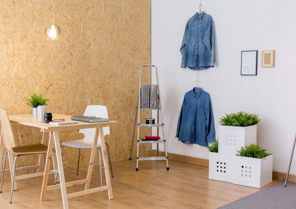 Eco atelier interior